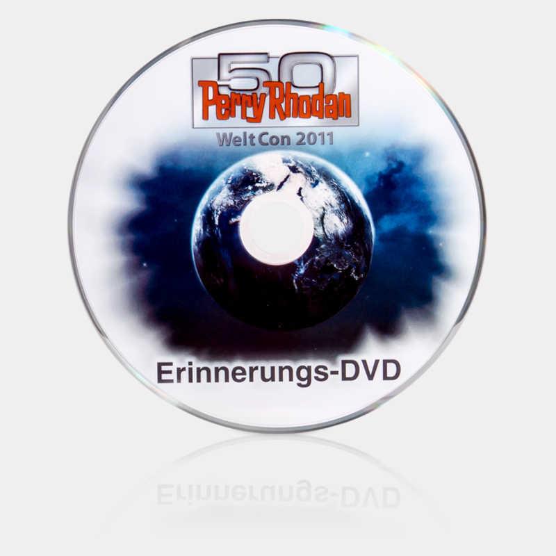 Bild: DVD-Pressung
