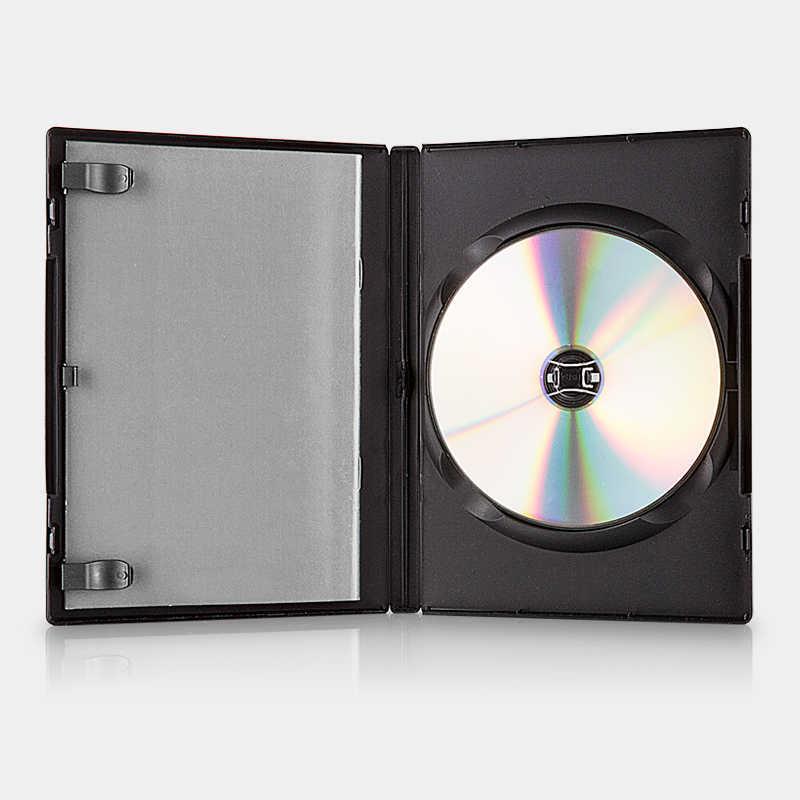 Bild: DVD-Softbox, schwarz