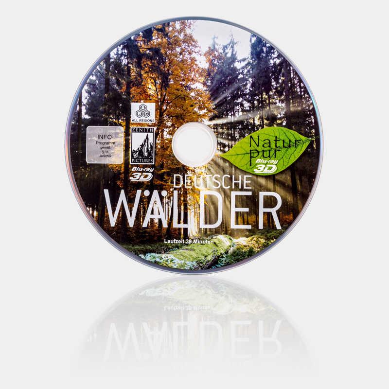 Bild: Blu-ray-Pressung
