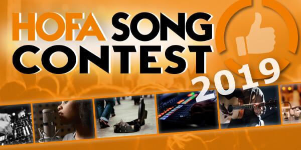 HOFA Song Contest 2019 – Preise im Wert von über 10.000 €!