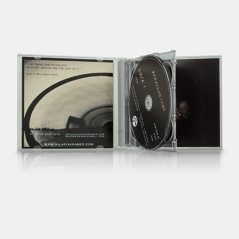 Bild: Doppel-CD-Box