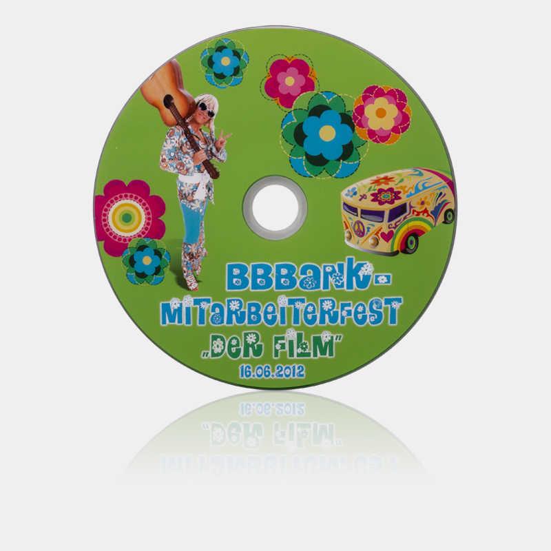 Bild: DVD-R Kopien