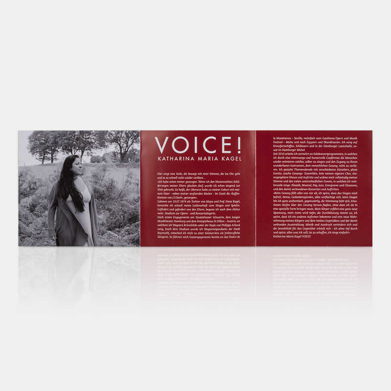 Bild: CD-Folder, 6 Seiten
