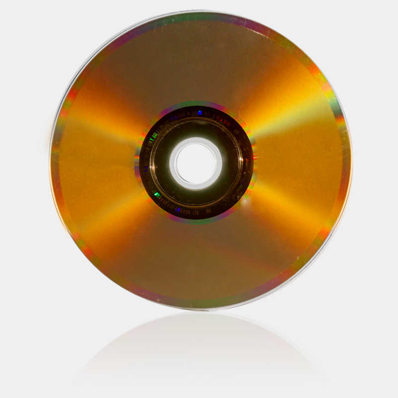 Image: Gold-CD