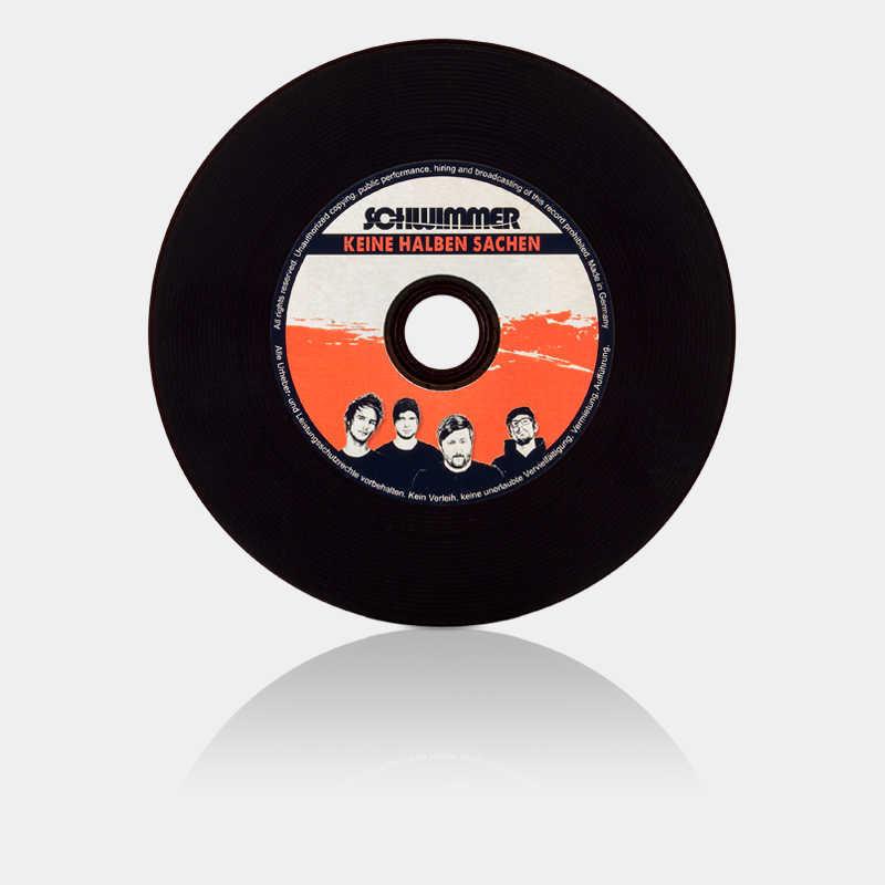 Bild: Vinyl-CD