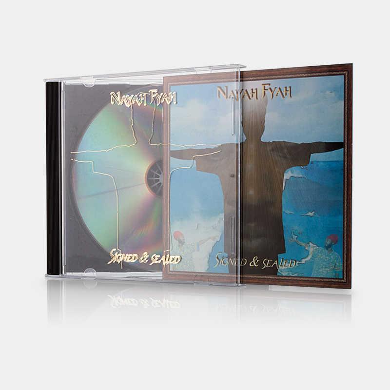 Bild: CD-Jewelbox mit Prägung
