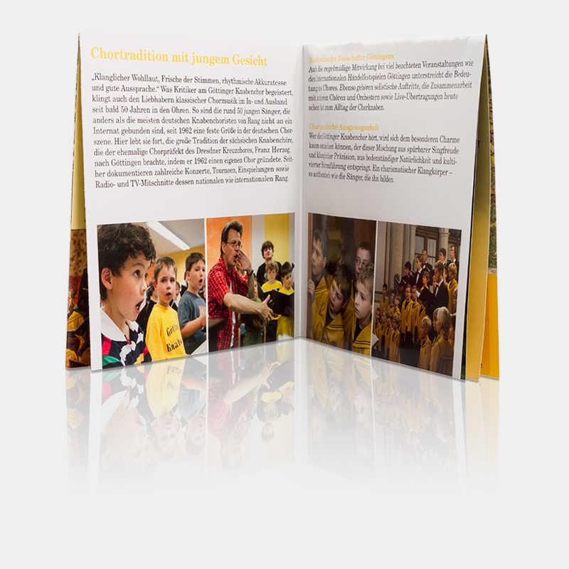Bild: CD-Folder, 16 Seiten