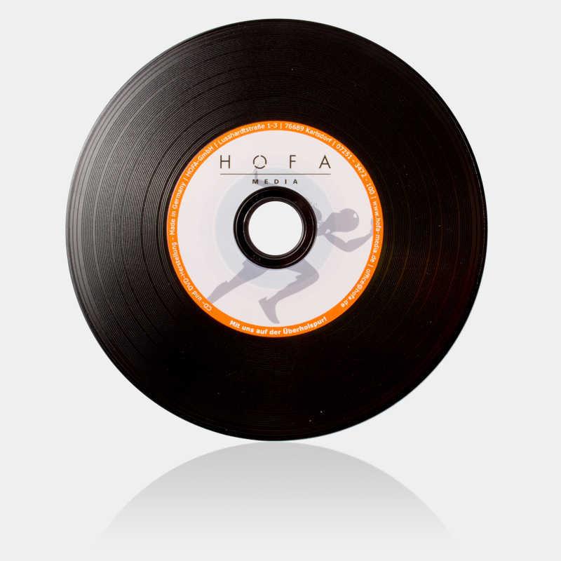 Bild: Vinyl-CDR
