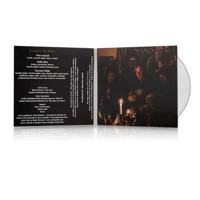 CD im 4 Seiten PocketPAC