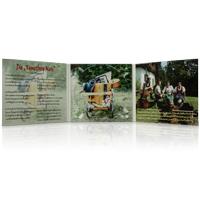Bild: CD im 6 Seiten DigiPAC