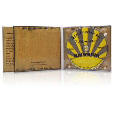 CD im DigiPAC mit Sleeve