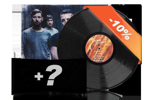 Vinyl & CD Kombi-Angebot